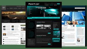 مواقع للشركات التجارية و الاعمال المبدعة عبر التميز و الإرتقاء في التصميم